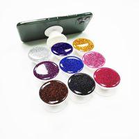 Universal Auto Glitter Bling Telefonhalter für Smartphone Griff Stand Sockets Tabletten für Mobiltelefon WQ520