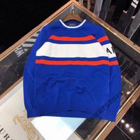 2022 Mens 디자이너 스웨터 패션 남자 겨울 점퍼 고품질 캐주얼 편지 인쇄 자켓 니트 파리 스트리트 스웨터 크기 M-XXL