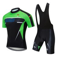 New fashion Men Cycling Jersey Pro Team Tour de France set s...
