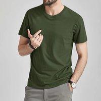 Estate T-shirt maschio magliette del cotone fredda corta Tee Shirt Donne pianura solido T-Top Female Red Tee Men O-Collo Plus Size 4XL