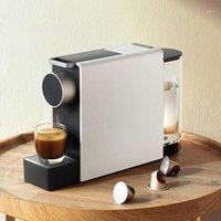 Xinxiang máquina máquina de café chão cafeteira de café quente e fria extração fabricação elétrica1