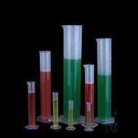 Plastik Ölçme Silindir Mezun Silindir Seti 10/25 / 50/100 ML Ölçüm Kupası Kimya Laboratuvar Araçları Ücretsiz Kargo 227 G2