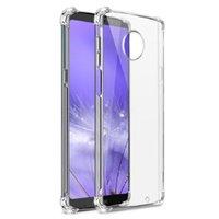 Coques de couverture TPU doux transparentes antichoc pour Motorola Moto G8 G6 Play G7 Power Z3 E5 Play G5S G4 E5 E4 Effacer le téléphone