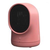Aquecedores eléctricos inteligentes aquecedor aquecedor pessoal portátil aquecedor pessoal opaco de escritório home auto-controlado termostato fan1