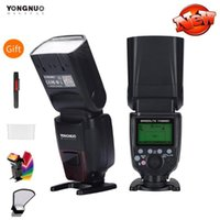 Yongnuo YN862C Speedlite Flash Light Wirelessl Camera Flash Master Slave Speedlite para 5D IV / 6D / 7D / 40D / 650D / 1200D / EOS R1