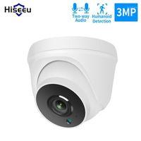 HISEEU 1536P 3MP Doma interior WiFi Cámara IP de la cámara de audio 2 vías Video Video de videovigilancia para Hiseeu System Wireless Securtiy Cámara1