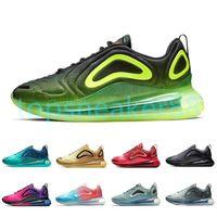 뜨거운 패션 고품질 남성 / 여성의 러닝 신발 트리플 블랙 남성 두꺼운 soled soled sneaker 36-45