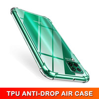 Airbag Anti Shock Case for iPhone 12 Mini Pro 11 XR Soft TPU...