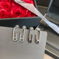 Orecchini di Mesika in argento sterling 925 intarsiato con gioielli famosi di moda famosi zircone per la madre donne all'ingrosso 201113