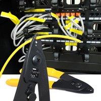 Miller CFS-3 Drei-Port-Faser-optischer Abstreifer / Zange / Drahtstreifen FTTH-Werkzeuge Miller Optische Faser-Abisolierzange1
