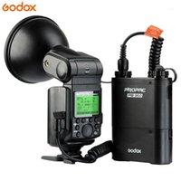 GODOX WITSTRO AD360II-N 360W GN80 SPEEDLITE Studio E-TTL Lampada flash con pacco batteria PB-960 per o per fotocamera1