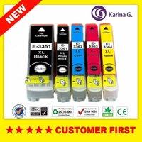 Cartouche d'encre compatible pour T3351 T3361 XP-530 XP-630 XP-830 XP-635 XP-540 XP-640 XP-645 Europe1 cartouches