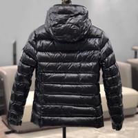 Coats Üst Kalite Yeni Kadın Kış Casual Açık Sıcak Tüy Man Dış Giyim Kalınlaşmak yüksek dereceli QTZ2A parkas ceket Kış ceket aşağı kadın