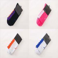 H3URR Hot Sport Wool Solid Color Cotton Blend Calze alla caviglia per calze Jogger Hip-Hop Merino Socks Socks Socks Men Signora per Designer di Prestigio