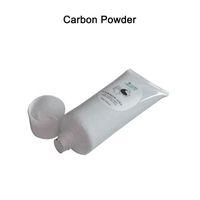 الليزر كريم الكربون الأسود دمية مسام منظف عميق التطهير الأسود الطين الوجه قناع البثرة إزالة الكربون تقشير جل 80ML