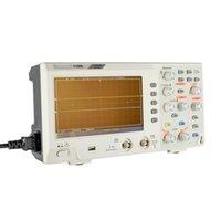 Osciloscopio de almacenamiento digital 1100S 100MHZ 2CHANNEL 1GSA / S Osciloscopio portátil con pantalla de color TFT de 7 pulgadas DQ-Drop1