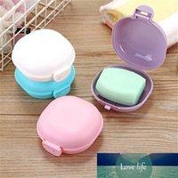 Nuevo 1pc Bathroom Organizer caja de almacenamiento plato plato estuche de placa de ducha de hogar soporte de maquillaje contenedor jabón caja maquillaje organizador