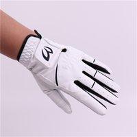 Neuer Master-Häschen Ausgabe Golfhandschuh Outdoor Sports Golf Practice MBE Glove Left Hand für Mann-Frauen 201020