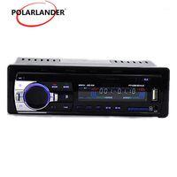 2020 Neueste U-Festplattenkarten-Maschine Radio MP3-Player Fernbedienung Handfreie 1 DIN-Autoradio-Bluetooth-Audio-Stereo USB FM1