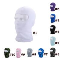 Maskeler DENİZ NAKLİYE CCA12584 Cycling Güneş kremi Respiratörü Spor Hızlı Kurutma Kamuflaj Renk Yüz Ağız Kapak Yetişkin Kulak Muffs maskeler Binicilik