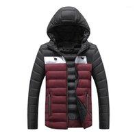 Moda uomo inverno incappucciato con cappuccio cappotti softshell cappello rimovibile antivento impermeabile cappotto morbido impermeabile riscaldamento guscio mens giacca homme1