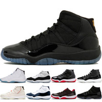11 11s Gamma Blue 25th Anniversary Concord 45 Women Mens Bas...
