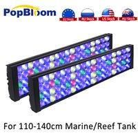 PopBlooo Reef 120см морской светильник для аквариума фонари коралловый светодиод Turgy50 Y200917