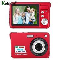 """Цифровые камеры 2.7 """"720p камера 18mp 8x Zoom TFT LCD HD видеокамера DV Anti-Shake PO для детей подарок Mini1"""