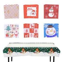 20шт рождественские салфетки Navidad Санта-Клаус снежинки бумаги салфетки рождественские украшения для дома рождественские столовые ткани декор Navidad1
