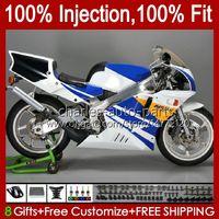 Inyección por HONDA NSR250R MC28 1994 1995 1996 1997 1998 1999 102HC.67 NSR 250 R PGM4 250R NSR250 R 94 95 96 97 98 99 BLANDING BLUE Glossy