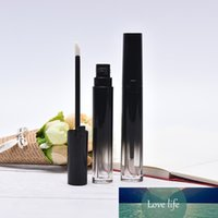 1шт Refillable Lip Gloss Tubes 6ml Grade Прозрачная пластиковая Empty Макияж DIY блеск для губ контейнеры Градиент