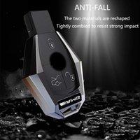 Алюминиевый сплав оболочки автомобильный пакет крышка / автоматический ключевой чехол смарт для Mercedes-Benz A / B / C / E / ML / GL / S / GLA / GLK / CLS / CLA