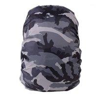 80L im Freien wasserdicht Rucksack Cover Pack Rucksack Regenschutz für Camping Trekking Wanderung