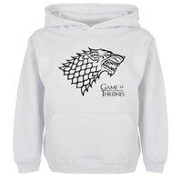 STARK Family Direwolf Winter est à venir Designs Sweats à capuche Unisexe Mens Sweat-shirt Tops à capuche à capuche