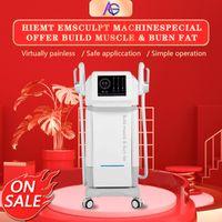 Hi-EMT Sculpt Emslim 근육은 슬리밍 기계를 electromagnetic deight loss 안녕하세요 emt