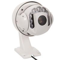 [US-W] Sony CMOS 1200TVL 30X Zoom IR-CUT 360 graus de rotação Montado no Teto de alta velocidade Dome Camera (US St