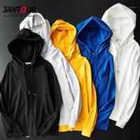 Jantour 2020 sólido sujeción sudaderas con capucha masculina nueva hoodie casual hip hop streetwear sudaderas skateboard hombres top con capucha con capucha1