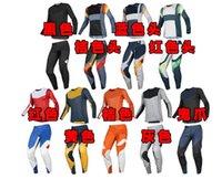 (F19-360 SET) Cyclisme RIDER Course Cross-Country Country Résistant à l'usure Respirant T-shirt T-shirt Ressort et automne Riding