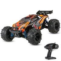Orijinal 4WD Off-Road RC Araç PTTOYS No.9302 Pioneer için Hız 1/18 2.4GHz Truggy Yüksek Hızlı RC Yarış Araba RTR 201124