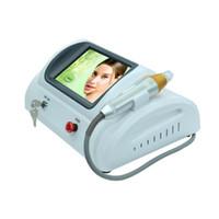 Micro Ago RF frazionario RF La maggior parte della pelle portatile del viso Stringere la macchina del corpo del sollevamento del viso Pixel-2