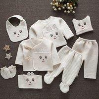 Lawadka / Set Bebek Erkek Bebek Giysileri Suits Sonbahar Kış Giysileri Yenidoğan 0 için 0-Yeni Doğan Bebek Kız Giysileri Set Outfit LJ201223