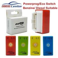 Nitelikli Nitro OBD2 POWER PROG ECOOBD2 Sıfırlama Düğmesi Fiş Sürücüsü Nitroobd2 Benzine Dizel Arabalar Powerprog Daha Tork ve Power1
