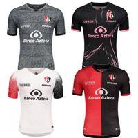 2020/21 Verein Atlas Special Edition Fußball-Jersey-2021 Mens MX Verein Atlas Dia de Muertos kurze Hülsen-Fußball-Hemden