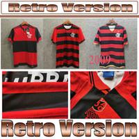 2017 2018 2009 1995 retroflamgo Fussball Jersey Flamenco 1988 1990 1982 Retro Camisa de Futebol Guerrero Diego Jersey