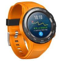Original Huawei Watch 2 Smart Watch Soporte LTE 4G Llamada telefónica GPS NFC Monitor de frecuencia cardíaca Esim Smart Shistwatch para Android iPhone iOS Apple