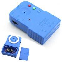 المحمولة تغيير الصوت ميكروفون المهنية عالية الدقة تنكر ميكروفون ميكروفون الصوت مغير محول 1
