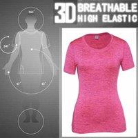 JoyShaper für Frauen Tops Kompression Workout Kurzarm T-shirts ActiveWiebe Laufende Fitness Sport T-Shirts Feuchtigkeit Dochting Hemd1