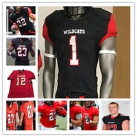 Personalizado NCAA Davidson Wildcats Jersey Louis ColoSimo Tyler Phelps Wesley Dugger Rayshewn McCall Eli Turner Jr. Dylan Sparks Tabor