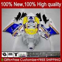 body kit per HONDA CBR919 CBR900 RR CBR900RR CBR 919RR 900RR 919CC 93HC.9 Rothmans Blu CBR919RR 98 99 CBR 900 RR 919 CC 1998 1999 carenatura