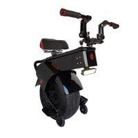 성인 전기 오토바이 스쿠터 원 휠 전기 스쿠터 18 인치 지방 타이어 전기 외발 자전거 1500W 모터 최대 속도 25km / h